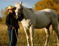 Realizing partnership with a horse makes for an invigorating, joy-filled experience! (Photo credit Josh Levin)