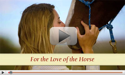 For the Love of the Horse - MRH Video